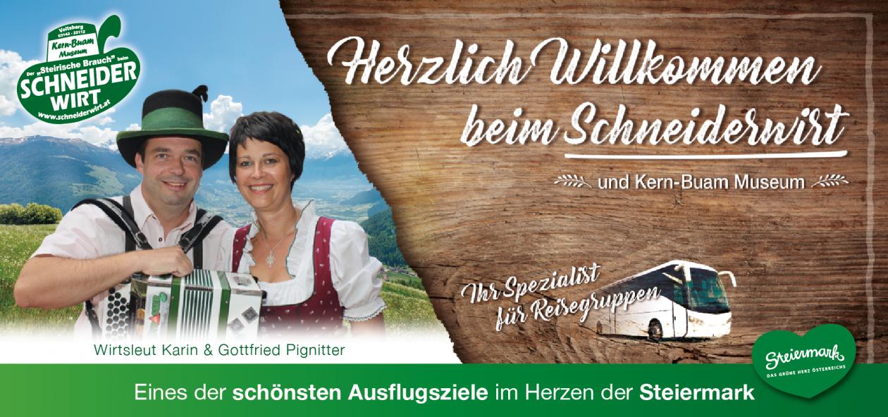 Schneiderwirt – Ausflugsziel – Voitsberg